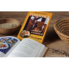 Kniha Pohanka ve mlýně a v kuchyni